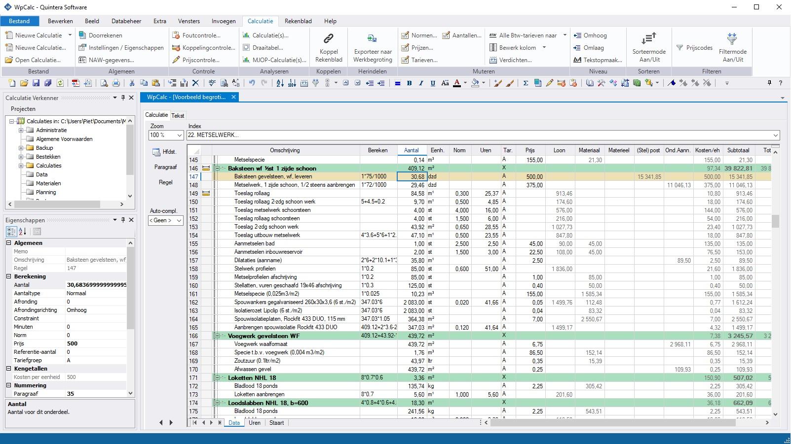 calculatieprogramma-bouw-voorbeeld